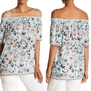 Tops - [New LUX] Off the Shoulder Blouse